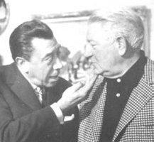 Fernandel et Gabin: l'amitié entre le sud et le nord